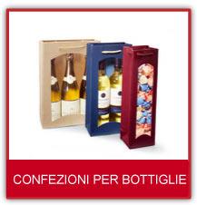 Confezioni per bottiglie ratioform